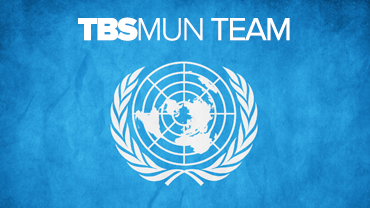TBS Model United Nations Team
