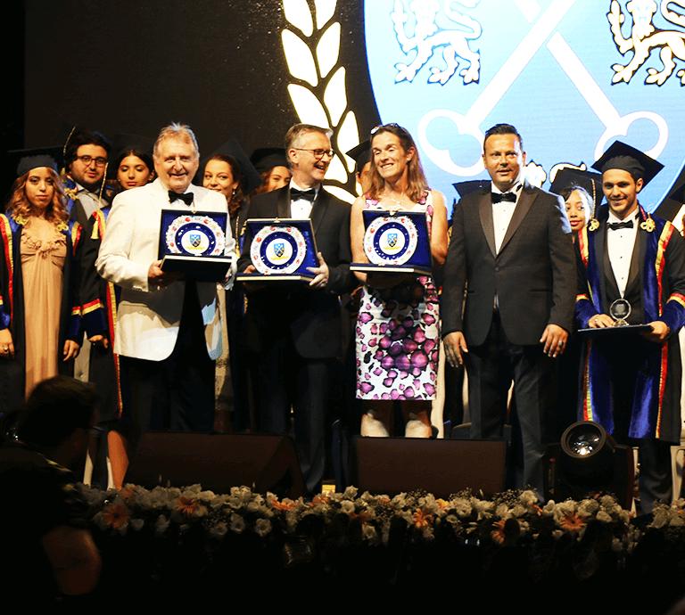TBS Graduation 2018   Tarabya British Schools - British