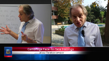 Cambridge Face-to-Face Teacher Training Weekend