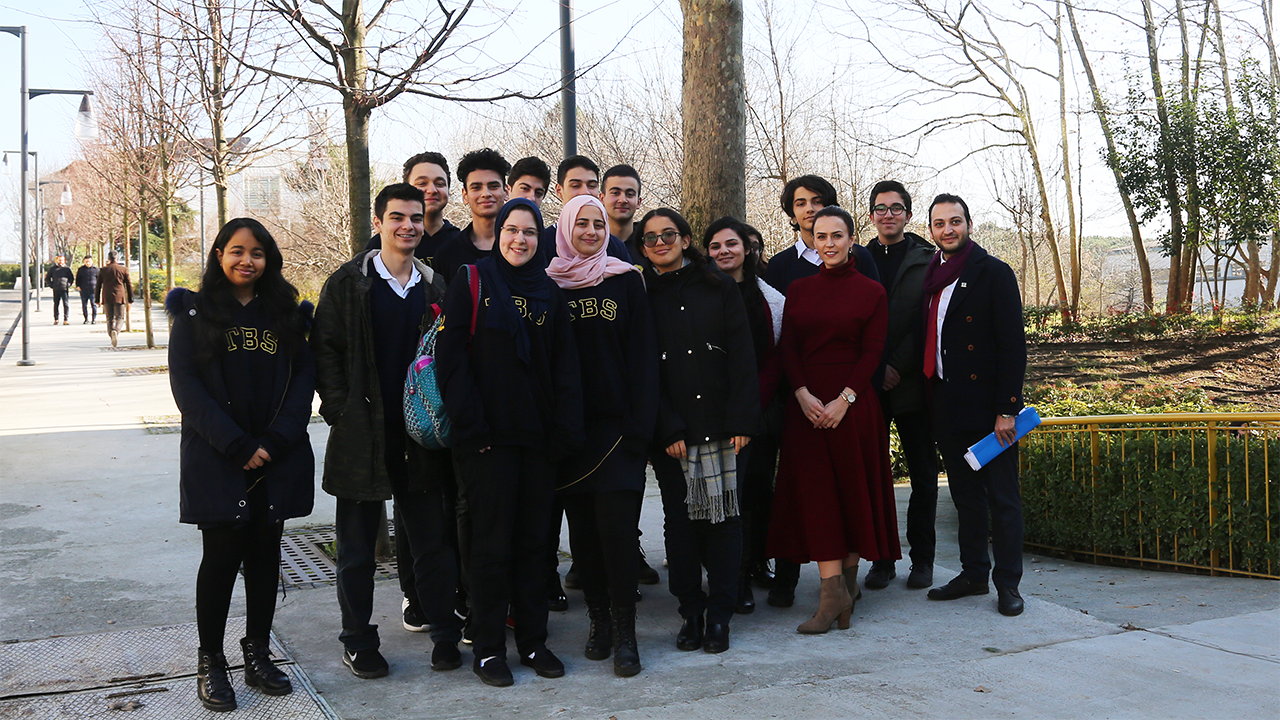 TBS Students Visited, ITU Technopark